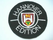 + VW Hannover Edition Aufnäher / Patch / Sticker