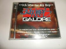 Cd  Rhymes Galore-Ich Lebe für Hip Hop von Various (2000) - Doppel-CD