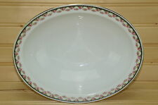 "Krautheim FR3  Oval Vegetable Serving Bowl,  9 7/8"" x 7 3/4"""