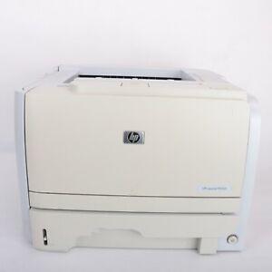 HP LaserJet P2035 Monochrome Printer B&W