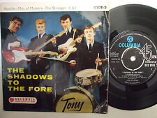 SEG 8094 The Shadows - To The Fore - 1961