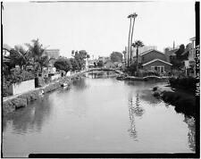 Venice Canals,Community of Venice,Los Angeles,Los Angeles County,CA,HABS,3 3624