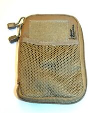 Pocket Buddy - Coyote Organiser, Pouch, Notebook, iPhone, Tactical, Camping, MOD
