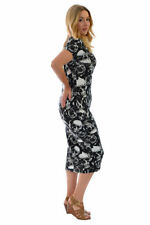 Viscose Summer Stretch, Bodycon Dresses for Women