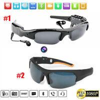 Sunglasses Eyewear Glasses Camera Hidden Video Recorder Sports Cam DVR HD 1080P
