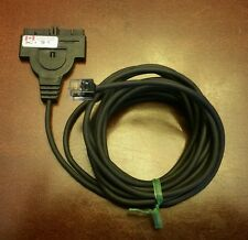PCMCIA MODEM Cable with 41H8105 connector & ITT Cannon 2196 CA112085-11 cable