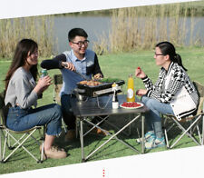 E33 Charcoal Stove Portable Professional Camping Outdoor BBQ Barbecue Net