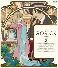 GOSICK VOL.5-JAPAN Blu-ray+CD W10