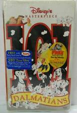 101 DALMATIANS  1999 VHS  WALT DISNEY  CLASSIC NEW FACTORY SEALED CLAM SHELL