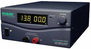 Galvanikgerät MAAS SPS-9250 Schaltnetzteil 3-15V DC / 25 A mit Digitalanzeige