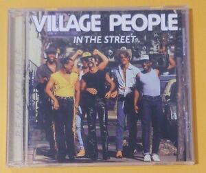 Village People In The Street CD Remaster + Bonus Track