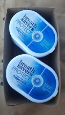 Breath Savers Protect Peppermint Mints Candy Sugar Free Breathsavers 6 Count Box