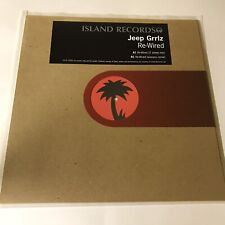 JEEP GRRLZ/U2 - Re-wired 12 Inch Vinyl PROMO - MINT