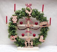 Advent Dekoration Friesenbaum handgefertigt Jöölboom Kenkenbuum Weihnachtsbaum