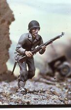 Valiant Miniatures Kit# 9782 - US Army Ranger WWII - 1943 - 54mm
