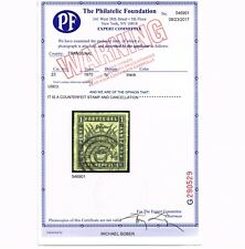 REFERENCE TRANSVAAL SCOTT #23 USED PF CERT READ YELLOW LISTING