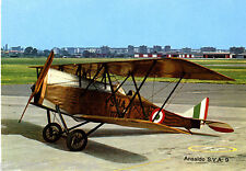 Postcard 230 - Plane/Aviation Ansaldo S.V.A. 9
