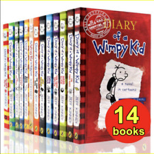 [E-COPY] Diary Of A Wimpy Kid Complete Collection ✅ Set By Jeff Kinney