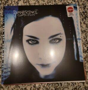 Fallen - US Exclusive Limited Edition Silver Vinyl LP - Evanescence