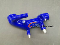Silicone Turbo Intake Induction Pipe for Subaru WRX GC8 STI Ver3-4 96-98 BLUE