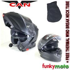 Matte 61) Motorrad-Helme mit Schnellverschluss für (XL