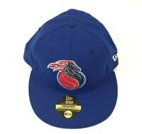 NBA Detroit Pistons New Era 59FIFTY Fitted Cap Hat Headwear Size 6 7/8