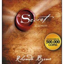 LIBRO THE SECRET - IL SEGRETO - RHONDA BYRNE