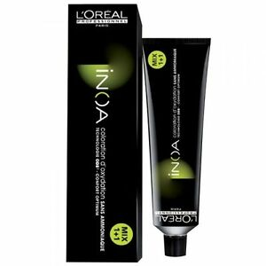 INOA L'Oreal Professional - Permanent Hair Color Ammonia Free 60ml