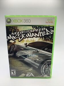 Need for Speed: Most Wanted (Microsoft Xbox 360, 2005) Complete