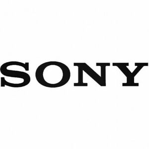 SONY Decal Sticker Car Van Camper Audio Drift JDM 🙂