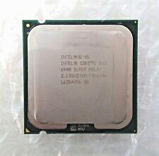 Procesador Intel Core 2 Duo E6400 (2x 2,1ghz) Socket 775  FSB 1066mhz