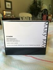 Mary Kay TimeWise Replenishing Serum+C Set of 4 Vials 0.25 fl oz