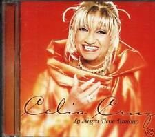Celia Cruz - La Negra Tiene Tumbao - Japan CD - 10Tks