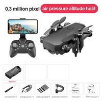 Folding Mini Drone with RC Quadcopter HD Quad-Counter Night LED Camera I3I2