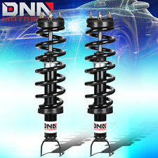 FOR 2009-2018 DODGE RAM 1500 4WD SUSPENSION PAIR FRONT COIL SPRING SHOCK STRUTS