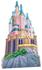 Disney Princess Castle Cardboard Cutout Stand Up- Great for Children's Parties