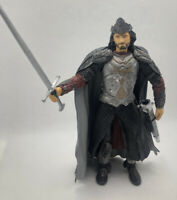 Lord of the Rings Aragorn Action Figure King of Gondor Return of the King Toyb
