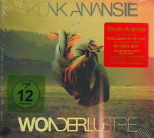 Skunk Anansie / Wonderlustre (Limited Edition) [CD+DVD] (NEU!  OVP)