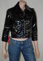 """veste paletot femme """" pvc vinyl GSUS taille XS ( T 34 )"""