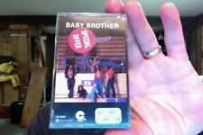Baby Brother- self titled- 1981- Cotillion label- rare new/sealed cassette tape