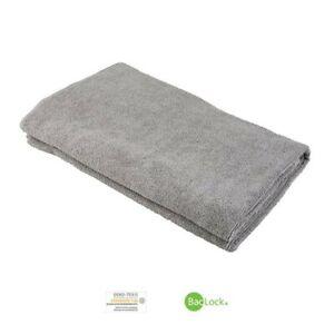 Norwex 2 Graphite Bath Towel