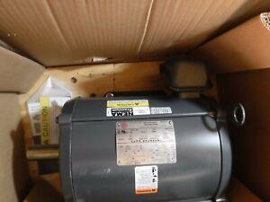 US Motors Nidec D7V2B Inverter Duty Motor - 3 ph, 7-1/2 hp, 1800 rpm, 230/460