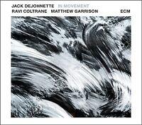 DEJOHNETTE/COLTRANE/GARRISON - IN MOVEMENT   CD NEU