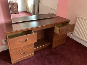 7 Piece Bedroom Suite Immaculate By Alstons Made In England