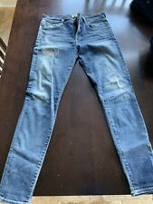 Citizens Of Humanity Womens Jeans Size 29 Rocket High Rise Skinny Vintage