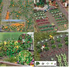 Busch Garden Vegatables selection H0/00 Gauge Model Rail Dioramas Scenics