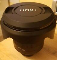 IRIX 15mm f/2.4 Firefly Lens Pentax K-Mount & IRIX Edge UV Filter