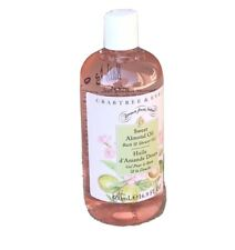 Crabtree and Evelyn Sweet Almond Oil Bath & Shower Gel Large 16.9 oz/500 ml