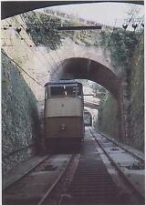 ITALY       *       Bergamo  -  Alta funicular railway in 1986