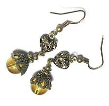 Amber Bronze Costume Jewellery